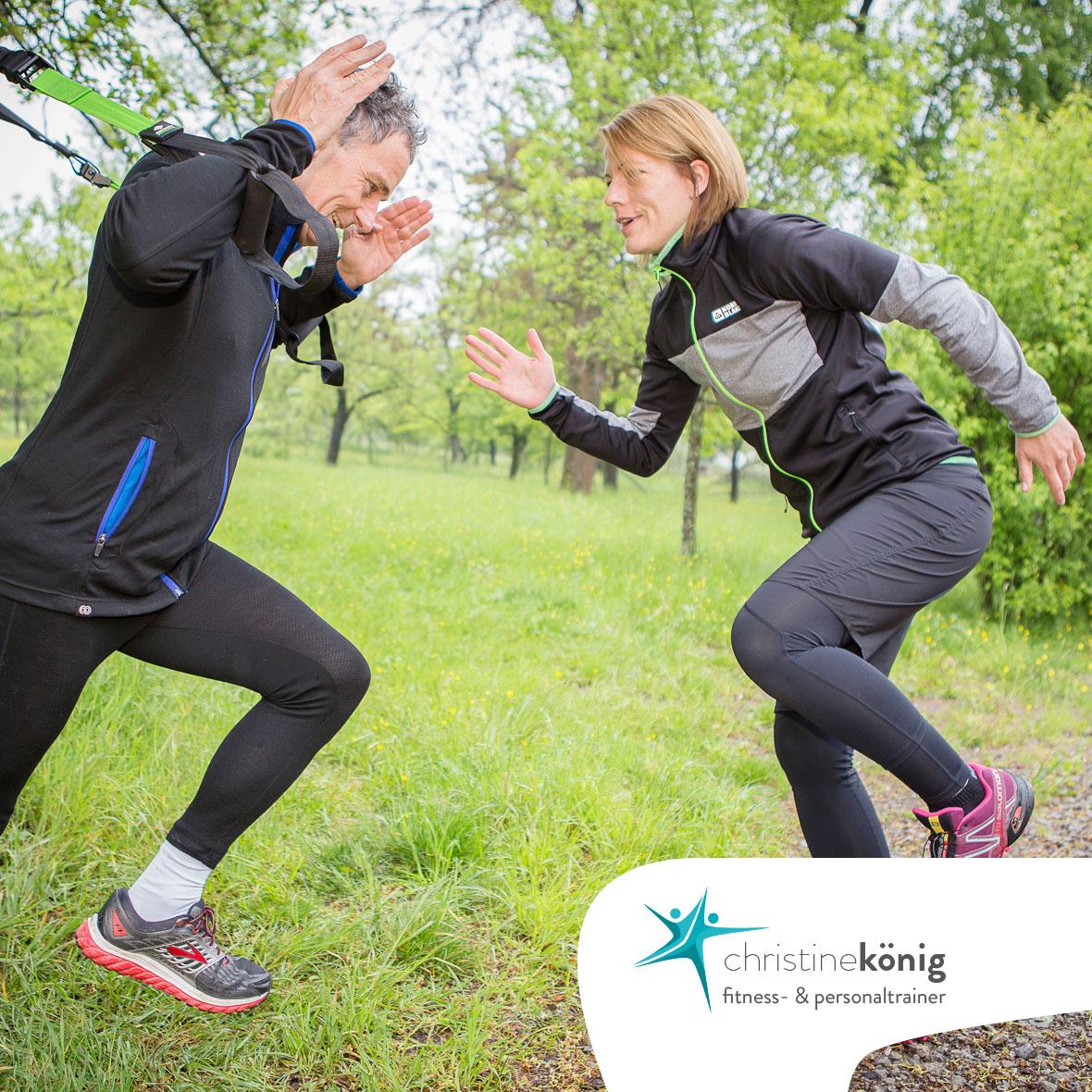 Christine König - Personal Trainer - Slider